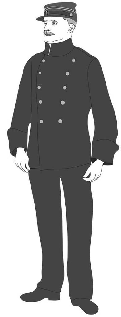 Mann in Uniform, Kurt Guggenheim, Alles in Allem, Bringolf Oberleutnant