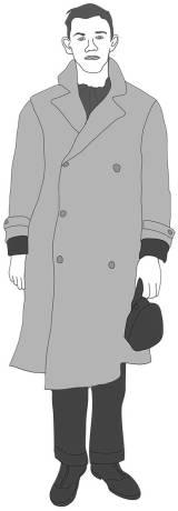 Mann, Kurt Guggenheim, Alles in Allem, Clive Bell
