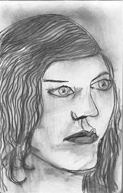 Frauen-Porträt