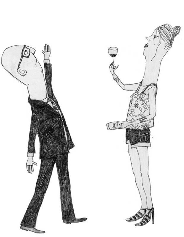 Prost, Illustration