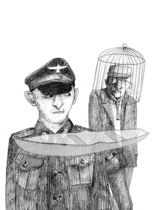 Vogelkäfig und Mann, Resonanz - Gestalten von Organisationen in flüchtigen Zeiten