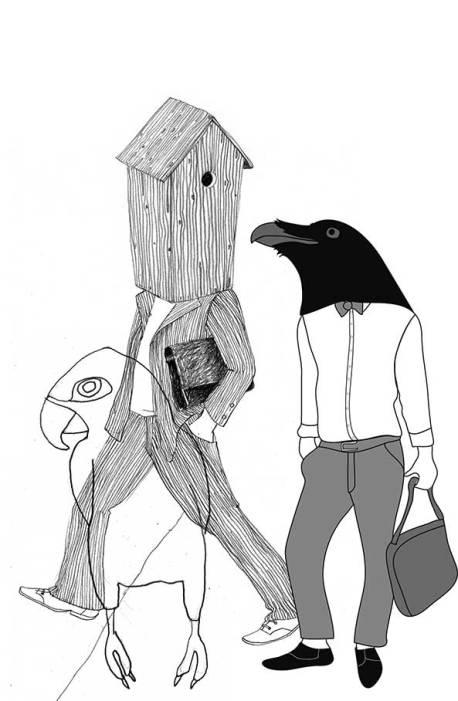 Vogelkäfig, Resonanz - Gestalten von Organisationen in flüchtigen Zeiten