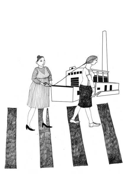 Sei Frauen online, Resonanz - Gestalten von Organisationen in flüchtigen Zeiten