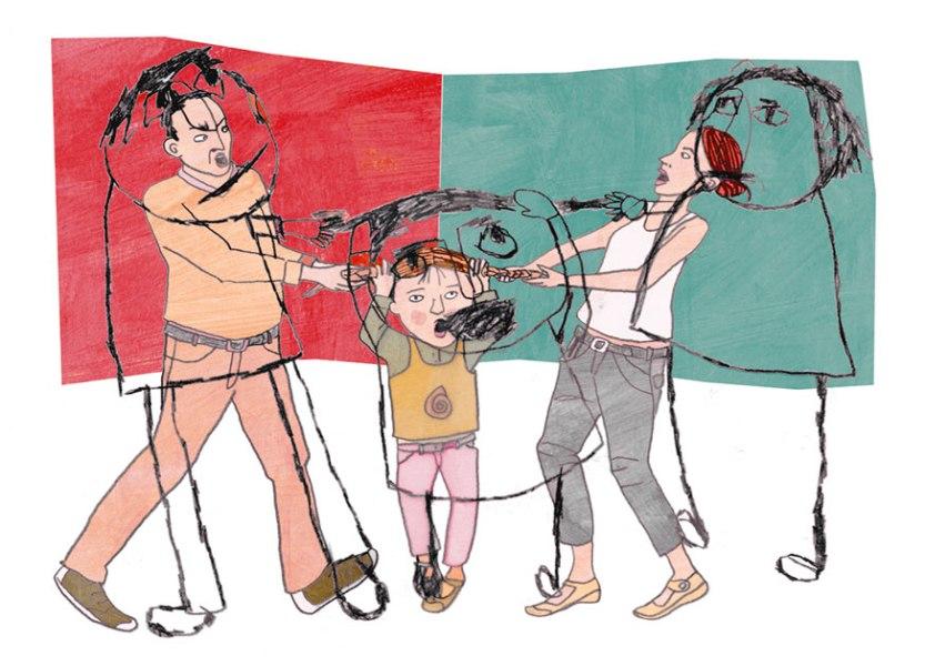 Streit ums Kind