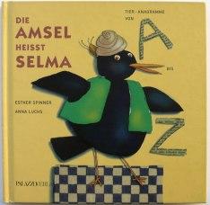 Die Amsel heisst Selma, Tieranagramme