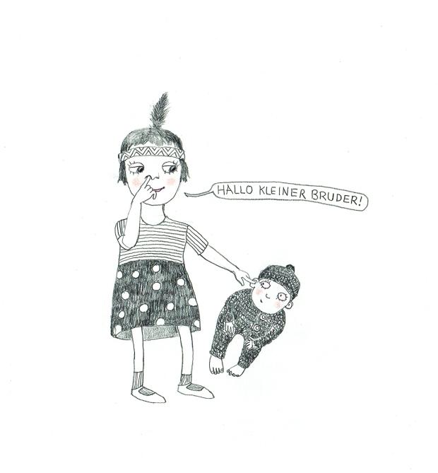 Illustration Zeichnung