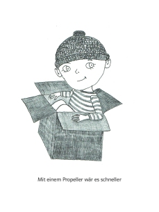 Illustration Zeichnung